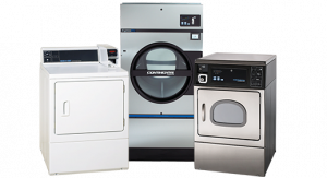 vended dryers